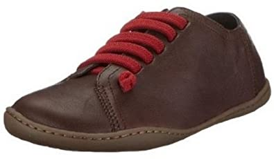Camper Peu Cami 20848 Rot Damen Leder Lo Sneaker Schuhe Stiefel