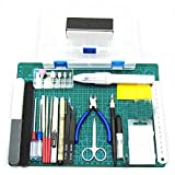 Preamer Professional Modeler Tools Craft Set for Car Gundam Model Assemble Building Kit