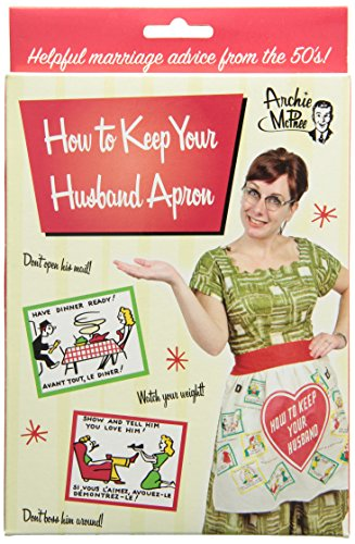 Accoutrements Keep Your Husband Apron