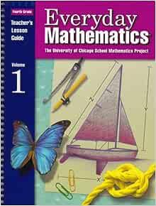 Amazon.com: Everyday Math Teacher's Lesson Guide: 4th ...