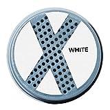 XFusion Economy Size Keratin Hair Fibers, White, 28 grams/0.98 oz