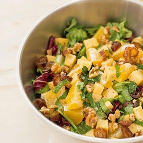 Kit para cocinar - Ensalada de queso y dátiles a la naranja de Foodinthebox (2