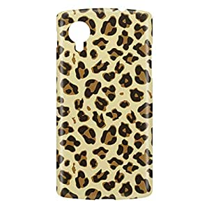 Loud Universe Nexus 5 Cheetah Print 3D Wrap Around Case - Multi Color