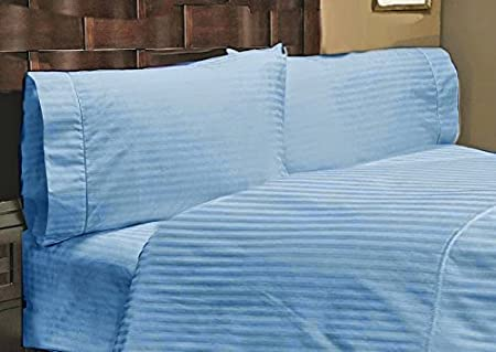 Wholesale Price 600 Thread Count Egyptian Cotton USA BRANDED Bed Sheet Set  With 32u0026quot;Deep