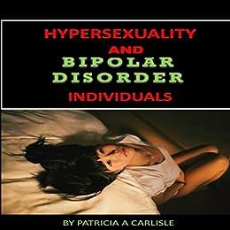 Hypersexuality bipolar treatment