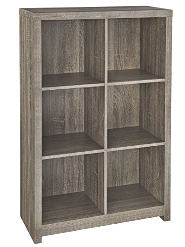 26 in. x 39 in. Premium Weathered Teak 6-Cube ()