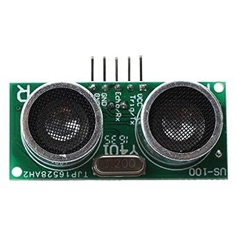 US-100 Ultrasonic Module Distance Measuring Transducer Sensor