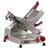Berkel Manual Gravity Feed Slicer - 12'' Blade - Meat Slicers - 827A