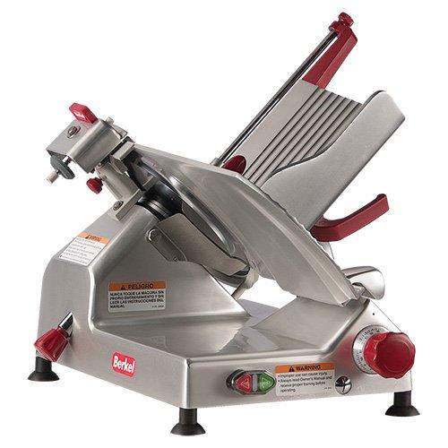 Berkel Manual Gravity Feed Slicer - 12'' Blade - Meat Slicers - 827A