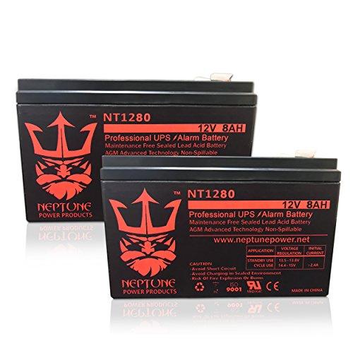 12V 8AH Battery UB1280 D5779 RB128 PS1272 APC 400 420 Alarm