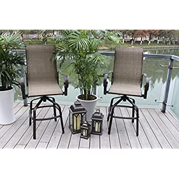 Amazon Com Pebble Lane Living Set Of 2 Santa Monica