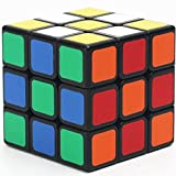 Suvevic Speed Cube, Sticker Smooth Magic Puzzle, Enhanced Version