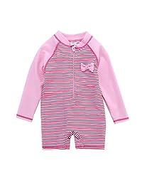 Vivafun Baby Boy One-Piece Swimwear Beach UV Protective Sunsuit