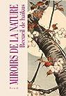 Miroirs de la nature : Recueil de haïkus par Editions du Seuil