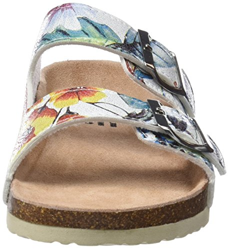 Refresh Women's 64179 Open Toe Sandals Off White (Hielo) aiBXn