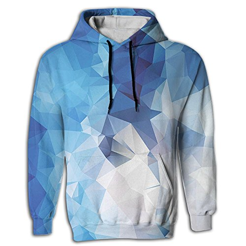 Geometric Patterns Pullover Pocket Full All Over Hoody Winter For Outdoor Sports Comfortable Sweater Rowing Fit Unisex XL - Roman Tunic Costume Pattern
