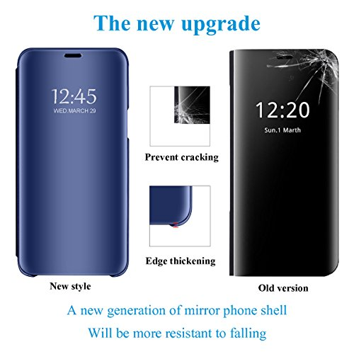 Anti Y7 Silicone Nior Souple 2018 2018 PC Huawei Prime Huawei Huawei Case 2018 Y7 Ultra Mince Protection Huawei Y7 Matte Housse Rsistant Choc Cover tui Rayures Y7 Coque 2018 Bleu Prime Anti 85xqznTq