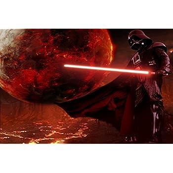 "Star Wars Episode I The Phantom Menace Movie Silk Poster 11/""x17/"" 24/""x36/"""