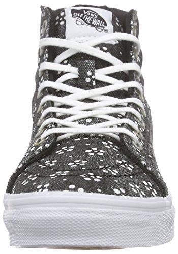 Vans Sk8-hi Slim - Zapatillas Altas Unisex adulto Negro (batik/black)