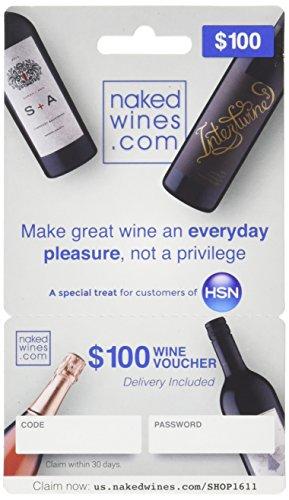 $100.00 Wine Voucher ~Please Read - Gift Available Vouchers