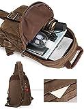 Muzee Sling backpack for men,Chest Sling Shoulder