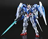 Bandai RG 1/144 GN - 0000 + GNR - 010 Double O Raiser Clear Color Event Limited Plastic Kit