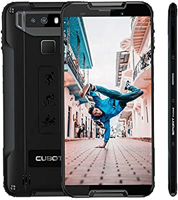 Cubot Quest - Smartphone (Dual SIM): Amazon.es: Electrónica