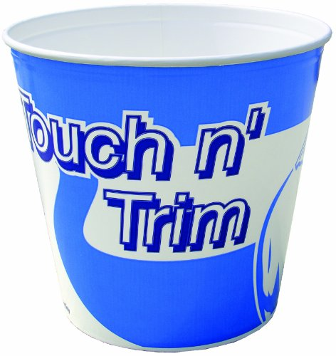 Bucket 5 Quart Metal Pail (Encore Plastics 10T1 Touch 'N Trim Paper Pail with Measurements, 5-Quart)