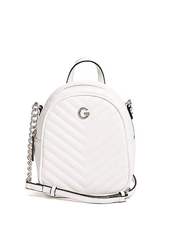664b73214eaa Amazon.com  G by GUESS Women s Ruel Crossbody Backpack  Clothing