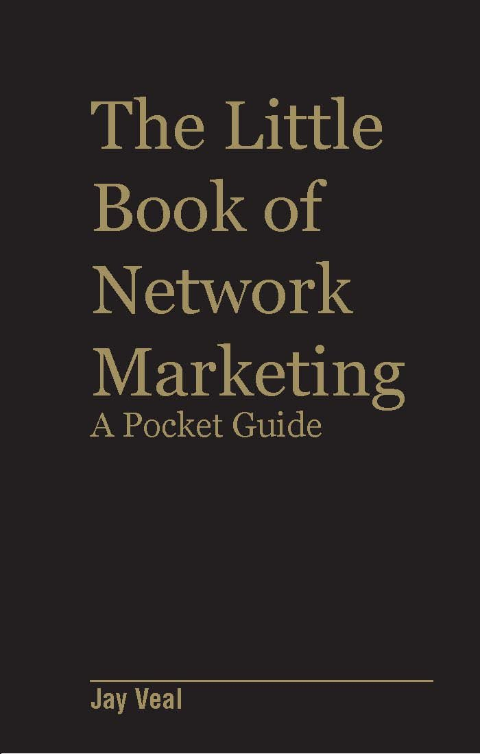 """The Little Book of Network Marketing """"A Pocket Guide"""" PDF"""