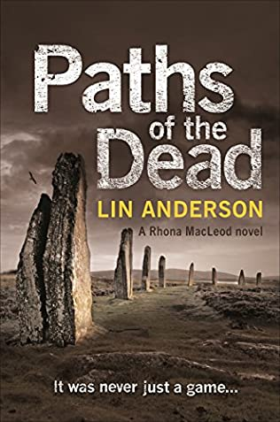 book cover of Paths of the Dead