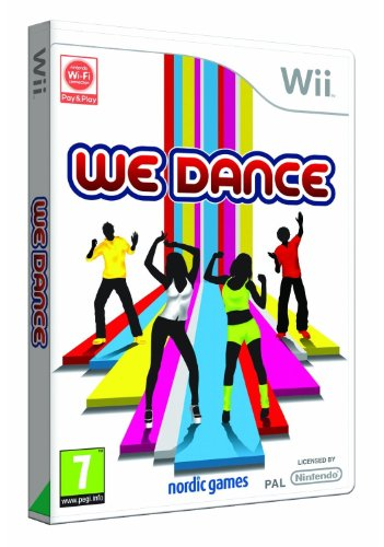 We Dance – The Game (Wii) by Nordic Games