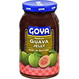 Goya Guava Jelly, Glass Jars, 17 oz