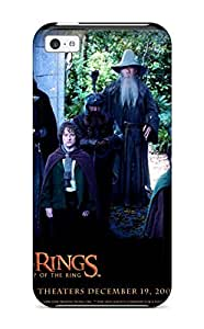 GZKmIGS9190RcriE Case Cover Lord Of The Rings Iphone 5c Protective Case