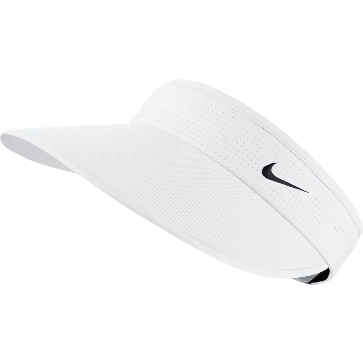 Nike Golf Women's Big Bill Visor WHITE/WHITE/BLACK