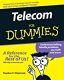 img - for Telecom For Dummies by Stephen P. Olejniczak (2006-04-10) book / textbook / text book