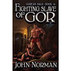 Fighting Slave of Gor Hörbuch