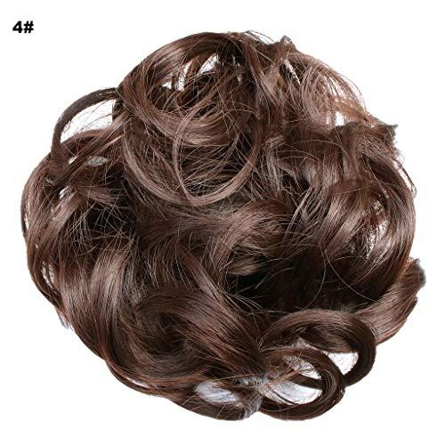 PrettyWit Extensions Scrunchie Hairpiece Drawstring Medium