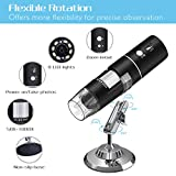 Wireless Digital Microscope VITCOCO 1080P HD 2MP 8