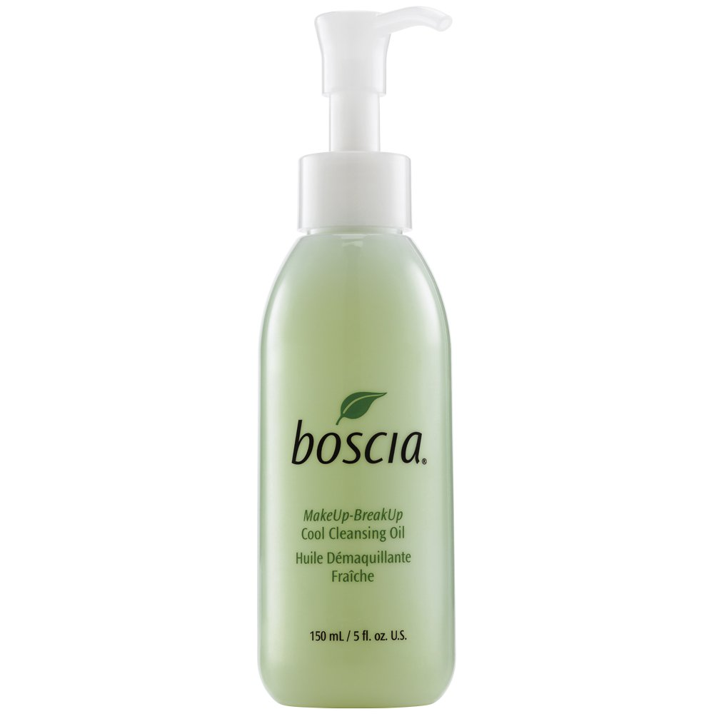 Boscia Makeup-breakup Cool Cleansing Oil, 5 Fluid Ounce