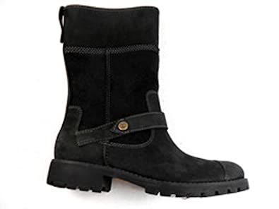 b18d37c4bb2 ... Earthkeepers Atrus Waterproof Tall Zip Knee-  timeless design 35df6  f15ec Timberland Atrus 8quot Womens Boot 26668 Black Sueade Leather Size .  ...