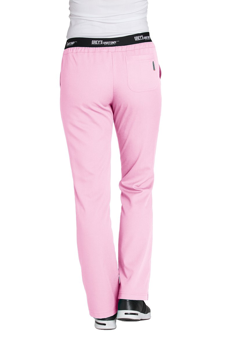 d7a8fea88cc Grey's Anatomy Active 4275 Women's Modern Fit 3-Pocket Logo Waistband Drawstring  Scrub Pants < Scrub Bottoms < Clothing, Shoes & Jewelry - tibs