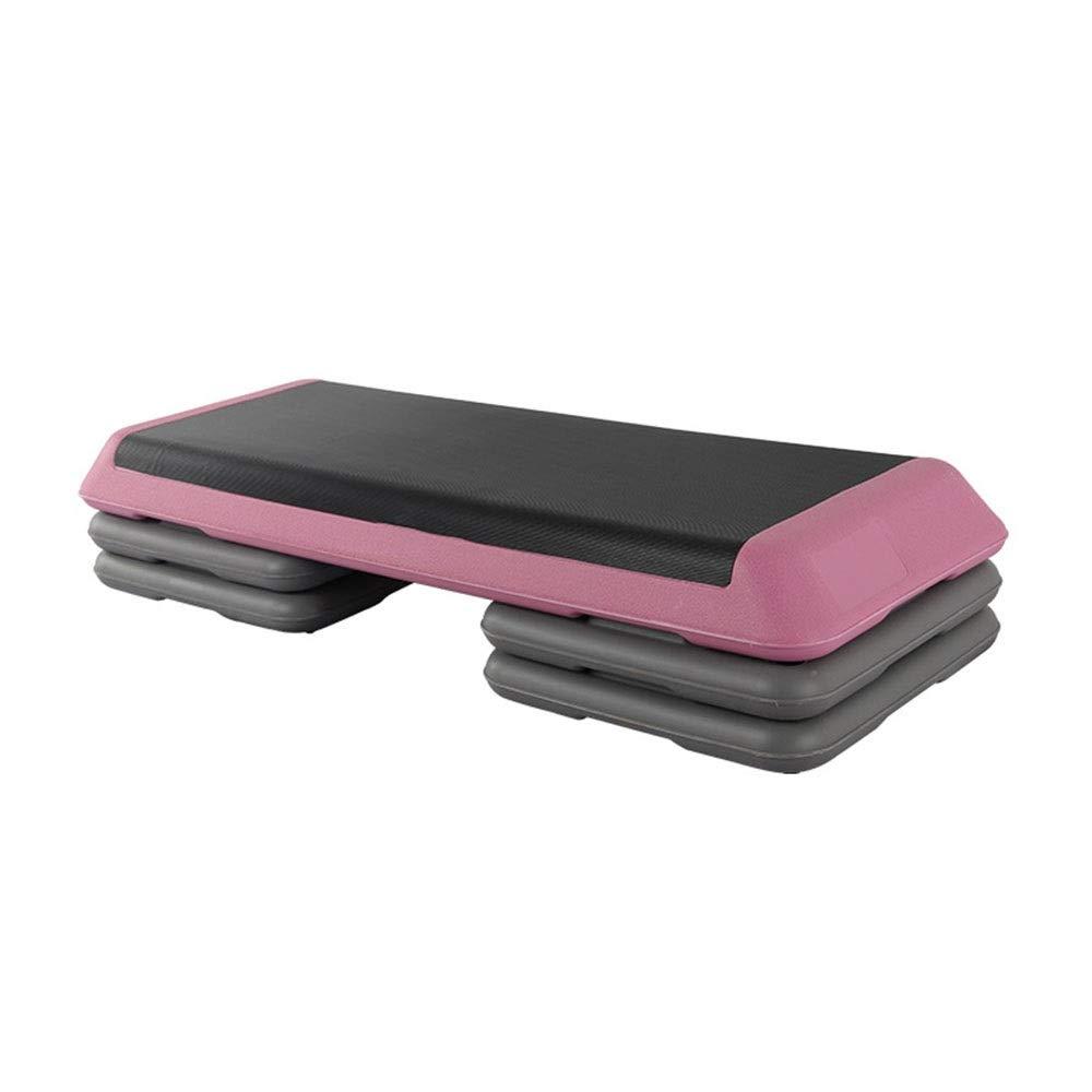 人気カラーの オリジナルエアロビックプラットフォーム - Pink ラージサイズ ラージサイズ B07QNT31VJ B07QNT31VJ Pink Pink, トラック用品百貨ターン:f6412ec8 --- arianechie.dominiotemporario.com
