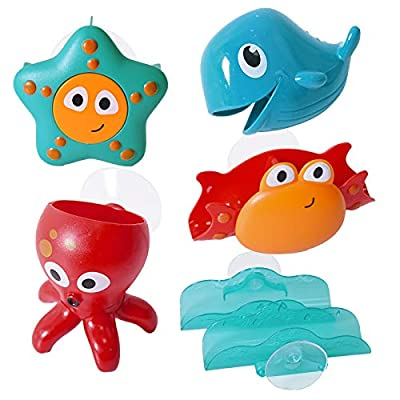 Children Bath Toys, Swimming Toys, Whale Toys: Toys & Games