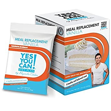 amazon com yes you can diet plan meal replacements pack up to 2