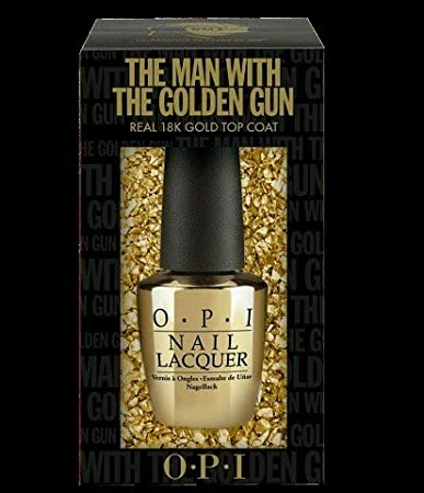 Excellent Nail Polish In Eye What To Do Huge Designs Of Nail Arts Solid Nail And Art Nail Art Designs In Blue Young Nail Art In London ColouredGold Mirror Nail Polish Amazon.com : OPI Limited Edition Skyfall 007 Nail Lacquer ..