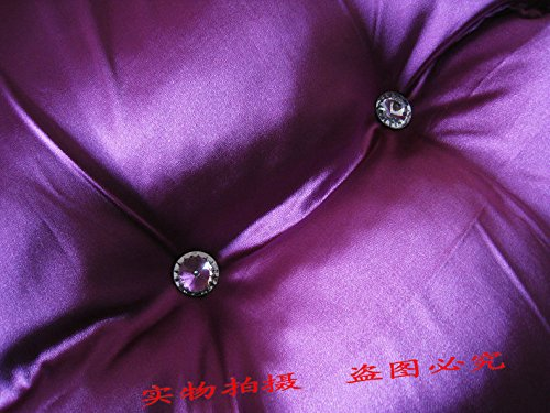 (Custom crystal buttons dedicated to shoot large cushions upholstered headboard button for DIY Art Sewing Sew Tailor Clothing Craft)
