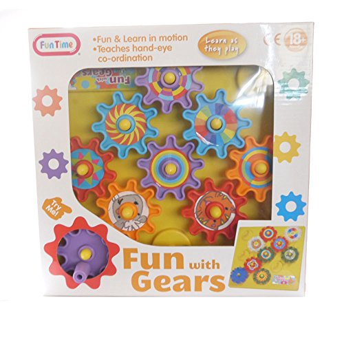 Fun Gears - Fun Time Fun with Gears Toy