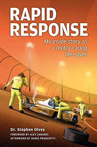 Rapid Response: My inside story as a motor racing - Indy Motor