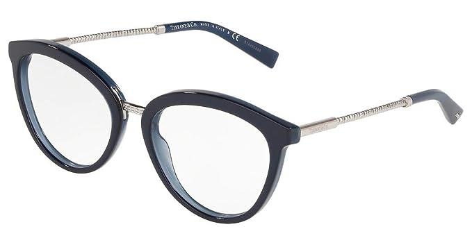 Tiffany Gafas anteojos TF2173 8191 marco de plástico del ...